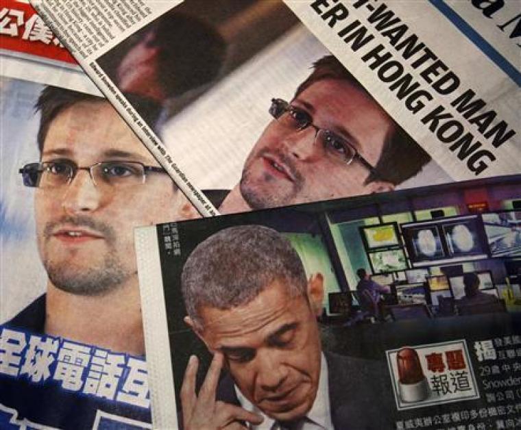 Edward Snowden, National Security Agency, Barack Obama