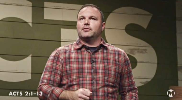 Mark Driscoll on gift of tongues