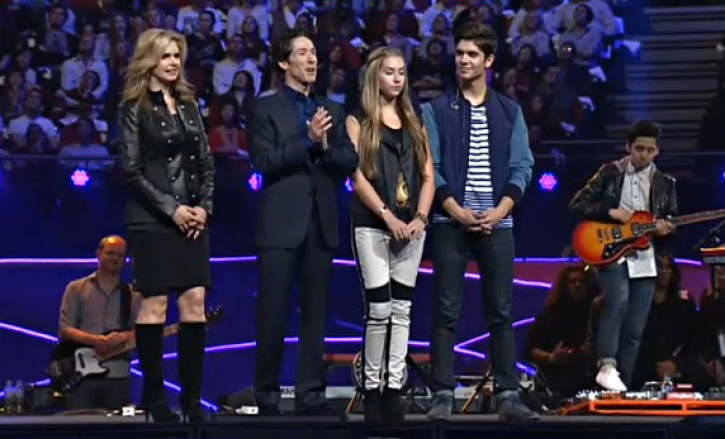 Joel Osteen at Hillsong Conference: God Used 'Dead' Lazarus