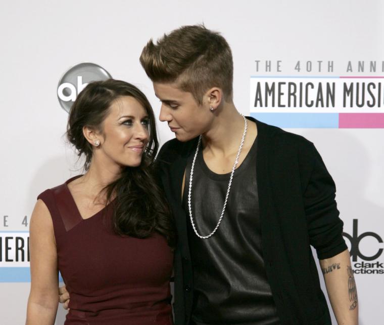 Justin Bieber Mom Pattie Mallette