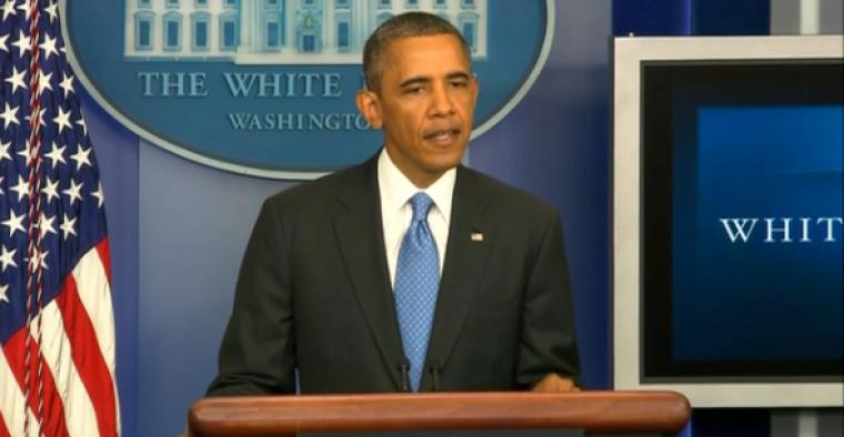 President Obama Trayvon Martin