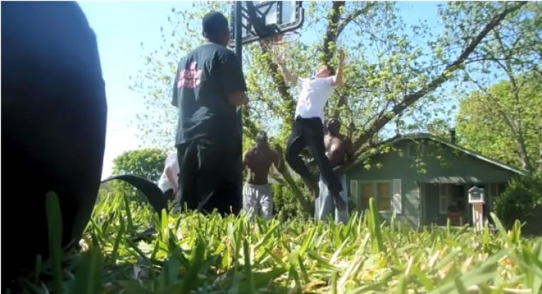 Mormon Missionary, Basketball