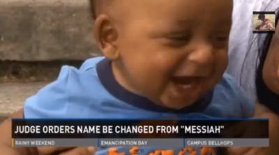 Messiah baby name