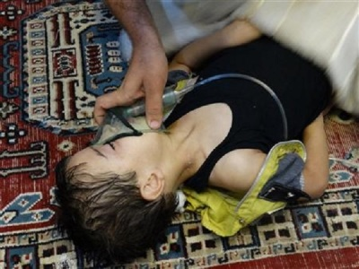 Syria chemical attacks