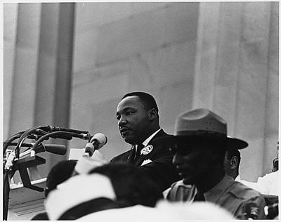 MLK delivers