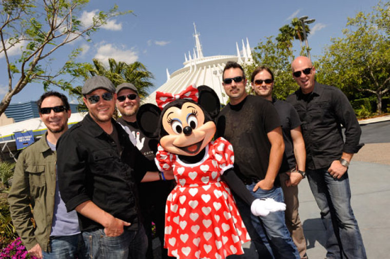 MercyMe Meets Minnie Mouse