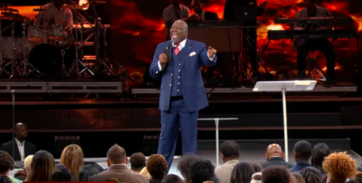 Bishop T D  Jakes Adds Joyce Meyer, Christine Caine to