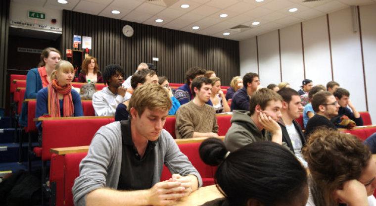 University students file photo