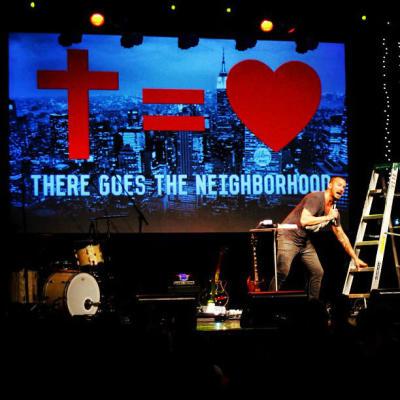 Pastor Carl Lentz Hillsong NYC