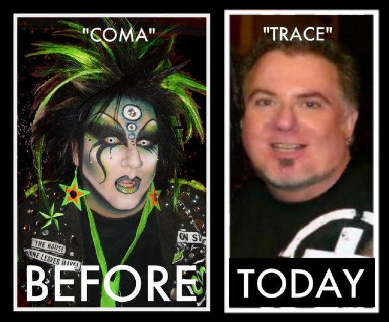 Former 'Satanic Drag Queen' Trace McNutt