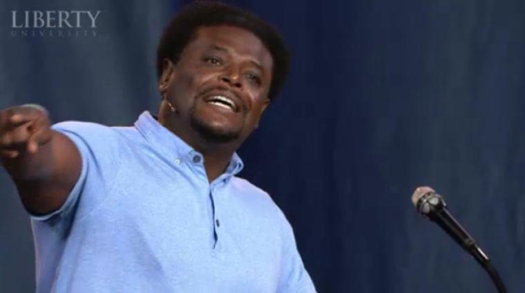 Pastor Derwin Gray
