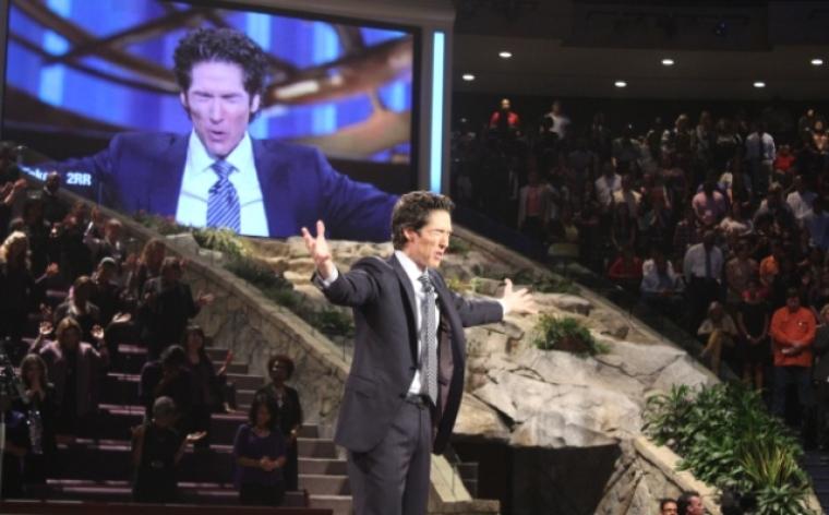 Pastor Joel Osteen