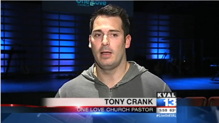 Tony Crank
