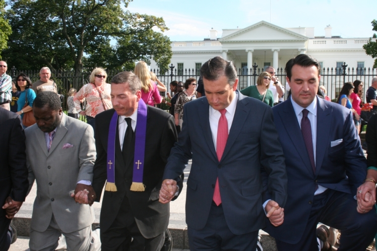 White House Abedini Prayer