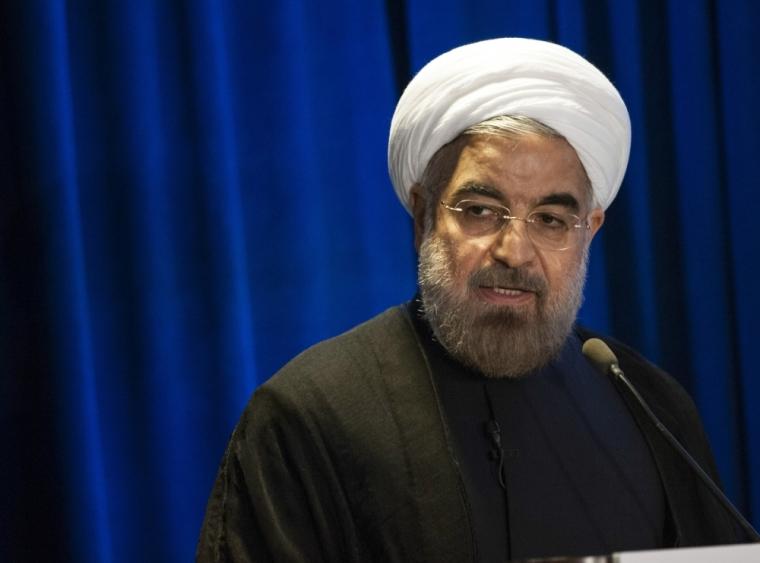 Iran President Hassan Rohani