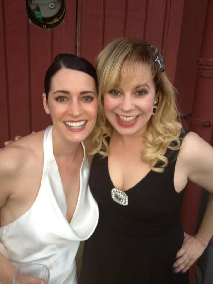 Kirsten Vangsness Wedding Photos.Criminal Minds Season 11 Episode 15 News Paget Brewster Features