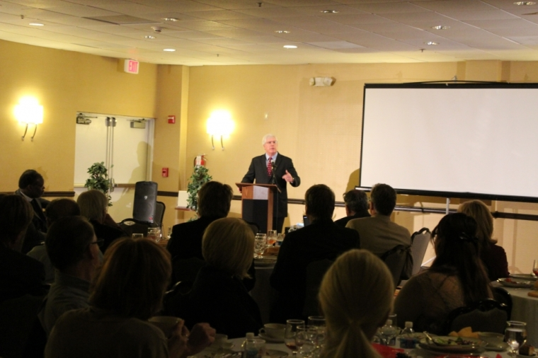Mat Staver at First Annual Ex-Gay Dinner