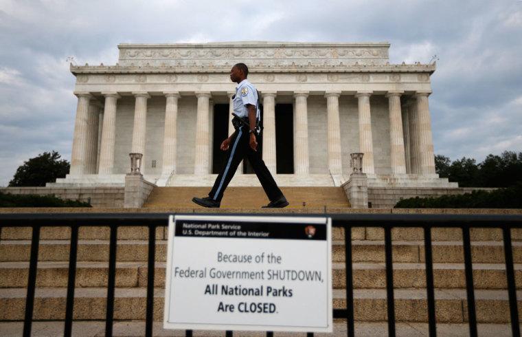 government shutdown obamacare