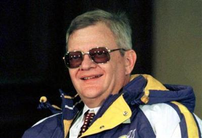Author Tom Clancy
