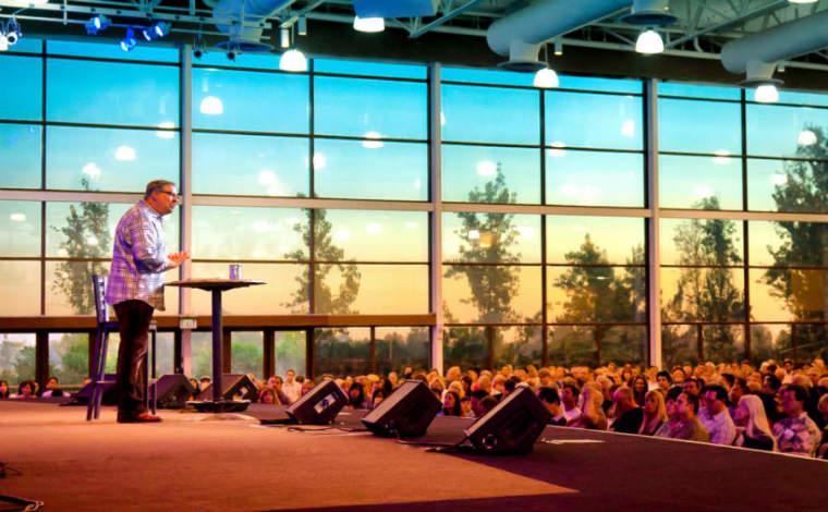 DO NOT USE Rick Warren Saddleback Church