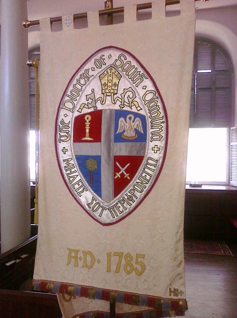The Episcopal Diocese of South Carolina