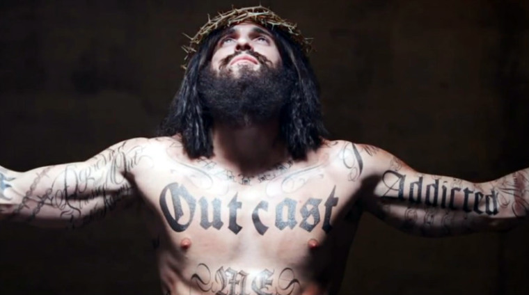 Jesus Tattoo Video