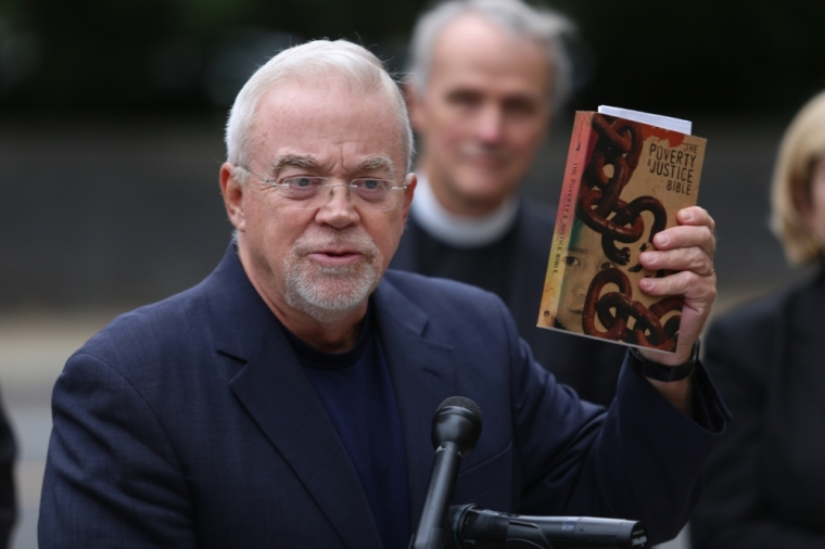 Jim Wallis Announces Successor as He Steps Aside as Head of Sojourners Magazine, Will Become Full-Time Faculty Member at Georgetown University