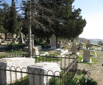 Protestant Cemetery of Mount Zion