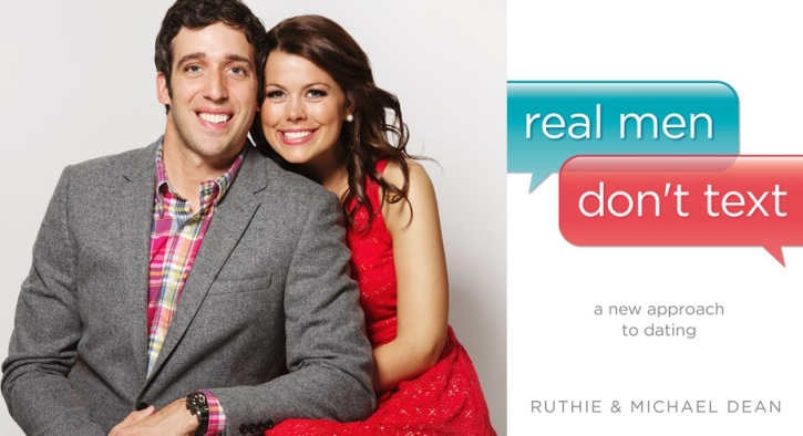 Real Men Don't Text' Ruthie and Michael Dean on Ditching