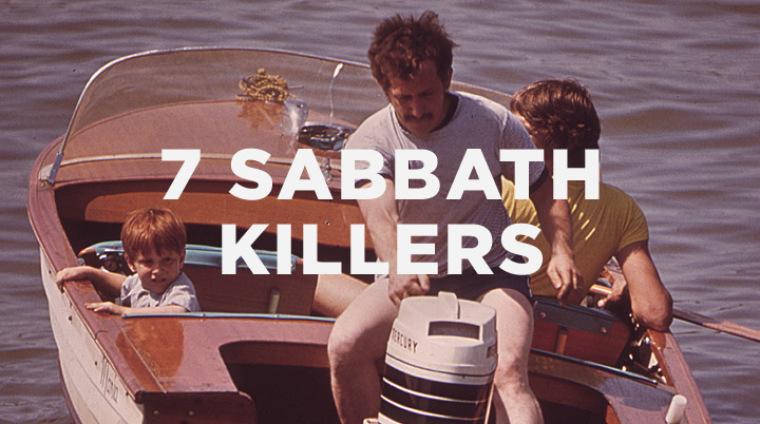 sabbath killers