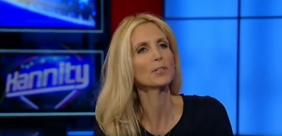 Conservative television personality Ann Coulter