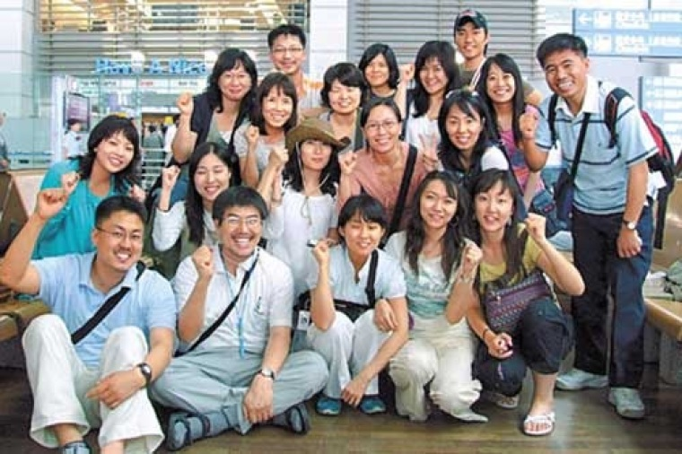 South Korean missionaries