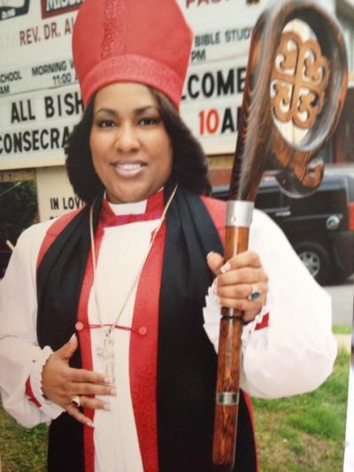 Bishop Allyson D. Nelson Abrams