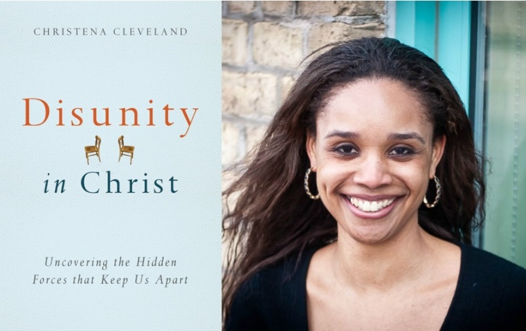 Christena Cleveland is a social psychologist who is currently focusing her work on uncovering the psychological reasons that make Christian unity challenging.