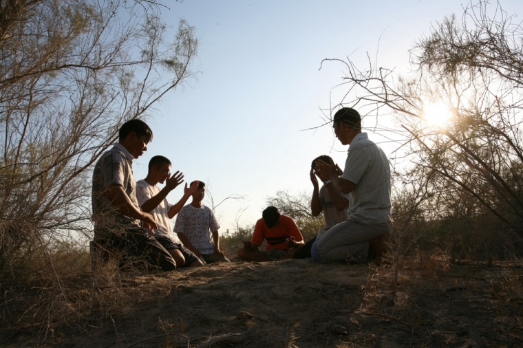 Uzbek believers