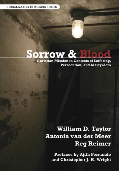 Sorrow and Blood cover