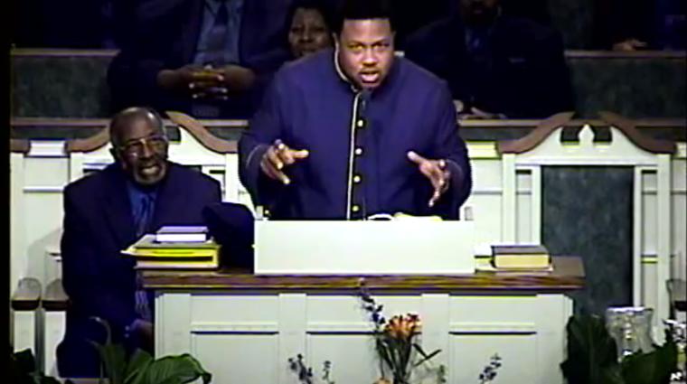 Pastor Teddy Parker Jr