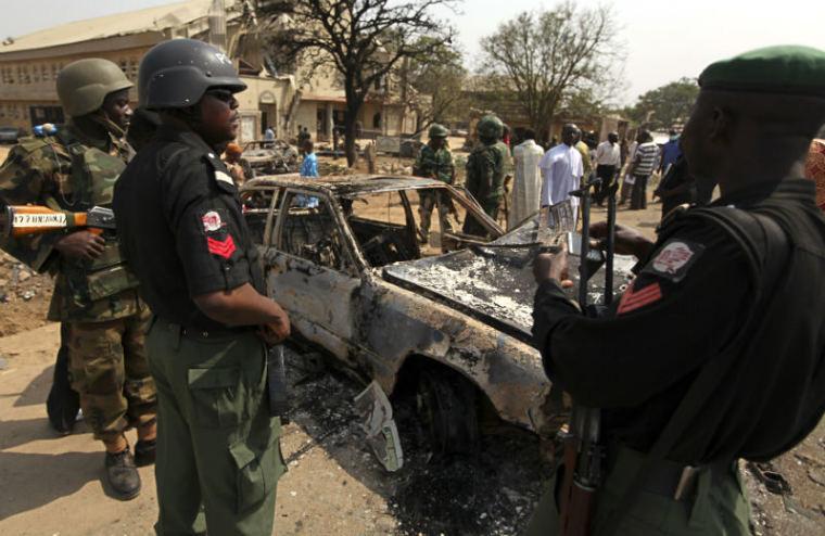 Boko Haram 2011 File