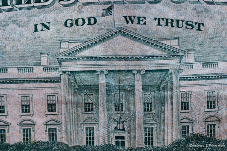 Some Pennsylvania lawmakers are trying to pass a law that would install 'In God We Trust' signs in every public school.