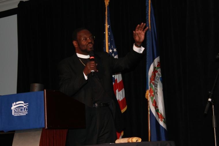 Bishop Harry Jackson NHCLC