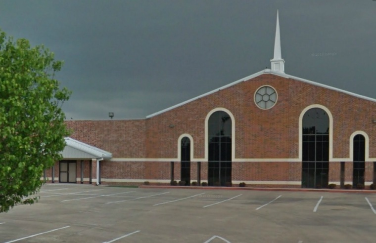 A Texas church leader who is also a deputy for the County Sheriff's Office shot at a man who was seen breaking into cars in Living Word Faith Center church parking lot.