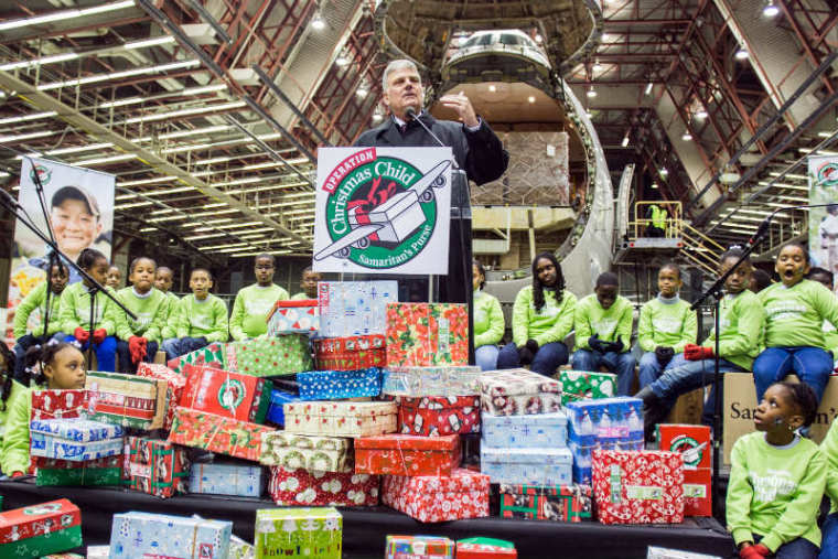 Operation Christmas Child NYC