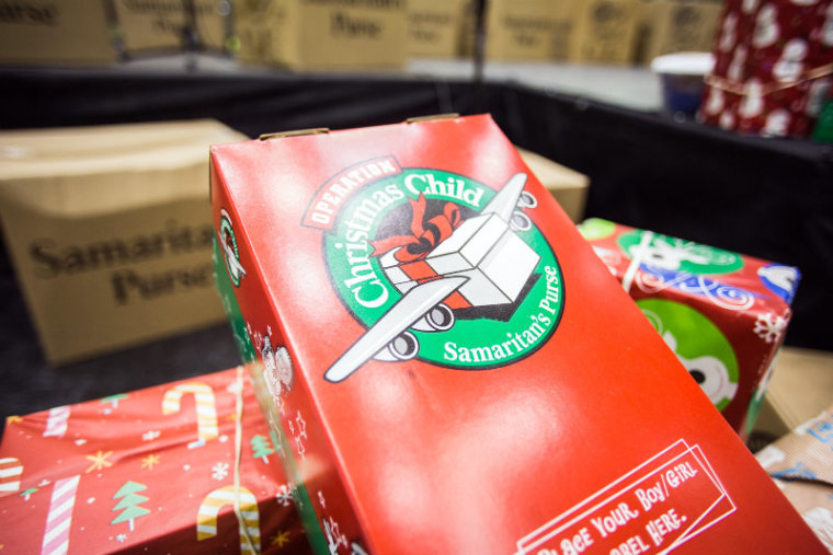 Kansas School Cancels Operation Christmas Child Event After Complaint from Atheist Group