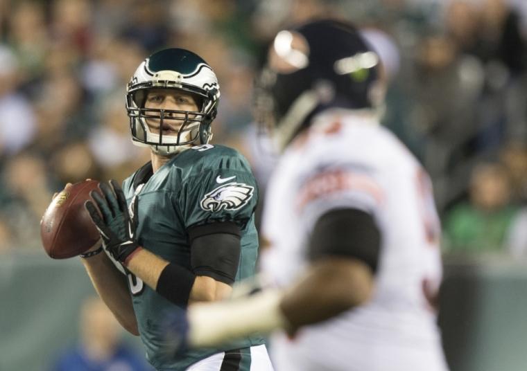 Philadelphia Eagles Nick Foles