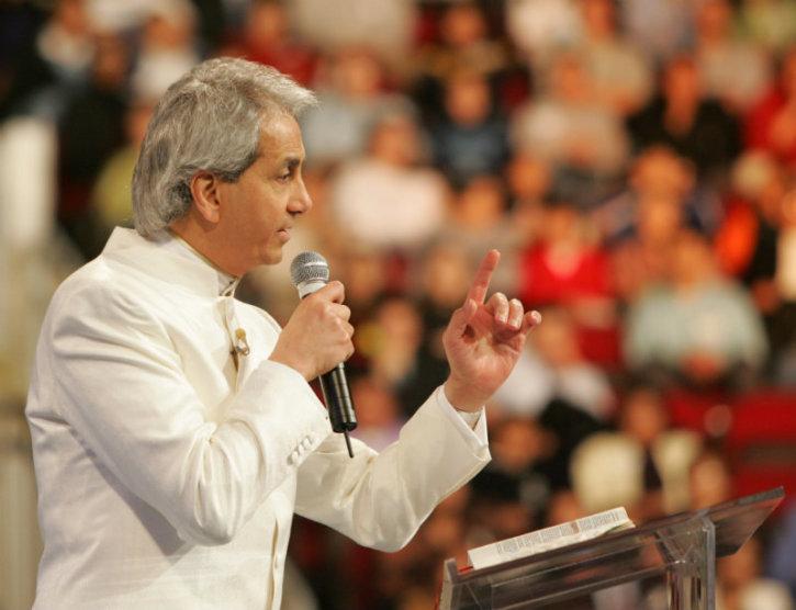 Televangelist Benny Hinn Admits Going Too Far With Prosperity Gospel