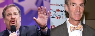 Rick Warren Bill Nye