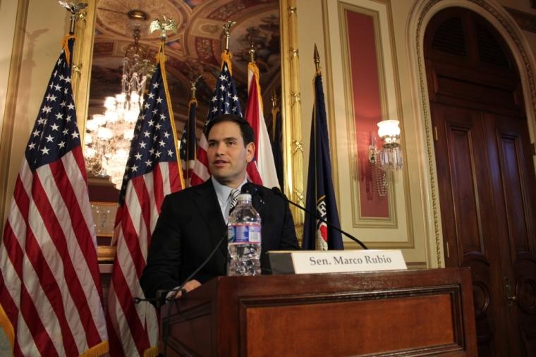 Marco Rubio War on Poverty