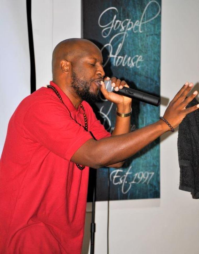 Gospel Soul Singer Sean C. Johnson