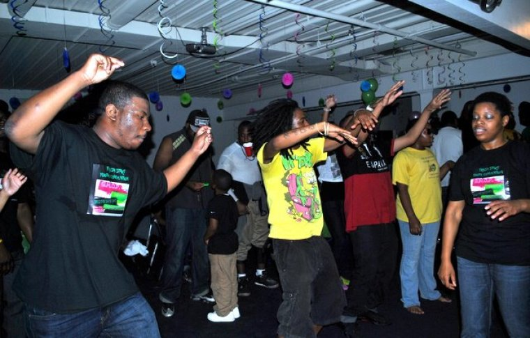 Youth Convention at Club for Jesus
