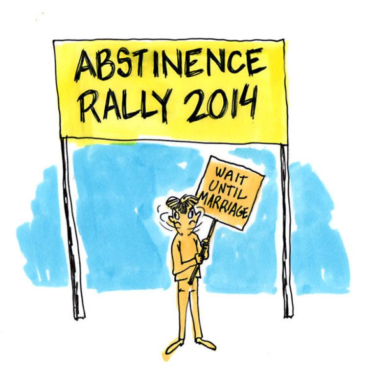 Abstinence 2014: Where'd Everybody Go?